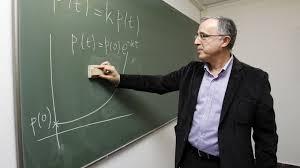 Juan José Nieto, matemático: es casi imposible predecir la segunda ola de la COVID