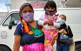 OPS insta a los países intensificar esfuerzos para evitar una mayor propagación del COVID-19 entre los pueblos indígenas