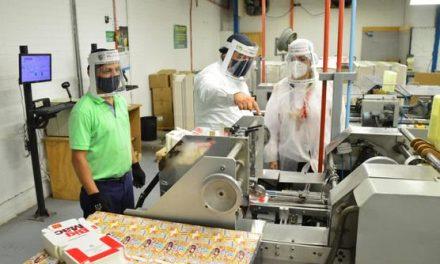 235.688 empresas de manufactura, comercio y servicios cuentan con autorización para reiniciar operaciones