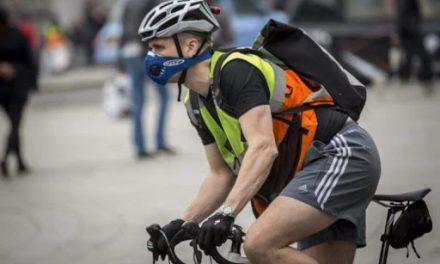 Prohibida actividad fìsica en bicicleta en Zipaquirá
