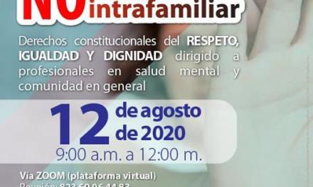 La Secretaría de Salud invita a la comunidad a participar de un nuevo espacio de interacción virtual