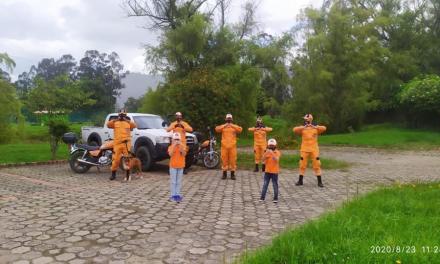 La Junta de la Defensa Civil de Chía se une a la campaña Súmate Jugando