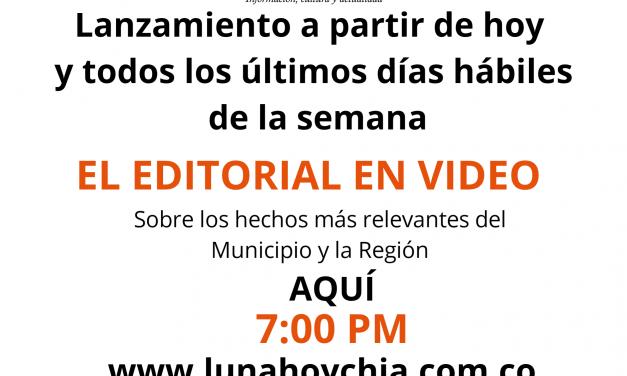 El Editorial de la semana Luna Hoy