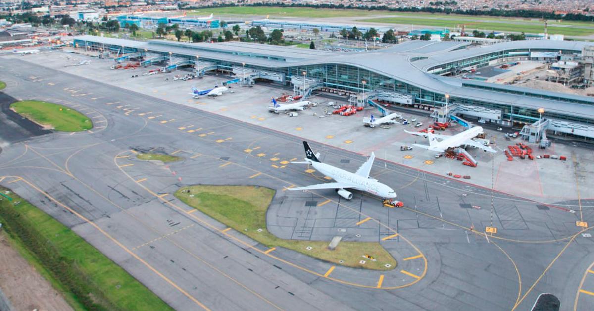 Aeropuertos de Bogotá, Cartagena, Bucaramanga y Cúcuta ya cuentan con sello 'Check in certificado' de MinComercio