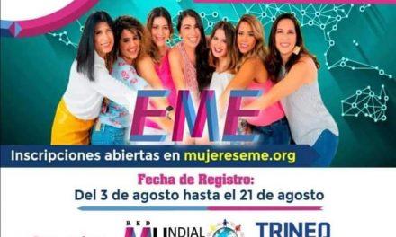 La Secretaría de Desarrollo Social de Chía invita a las mujeres del Municipio a participar en la Rueda Internacional de Negocios EME