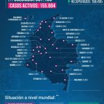 Colombia sobrepasó las 12.000 muertes por coronavirus