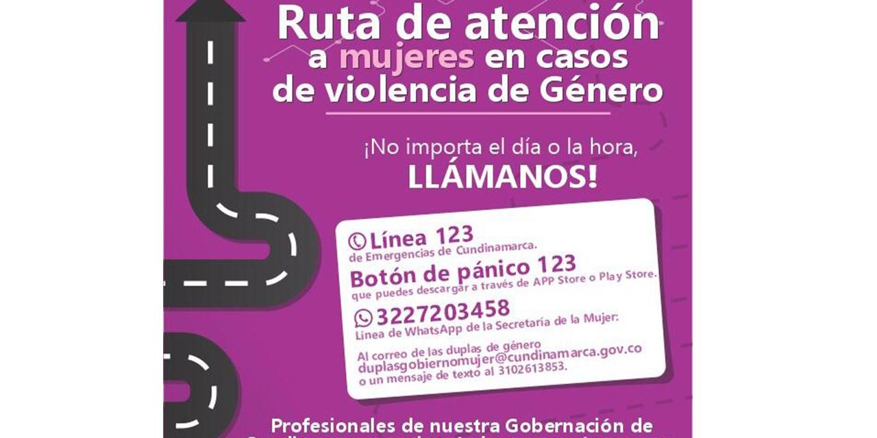 Aumentan cupos de atención para mujeres víctimas de violencia de género