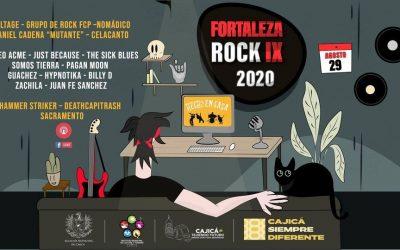 5 Bandas internacionales por primera vez en el FESTIVAL de Rock en Cajicá