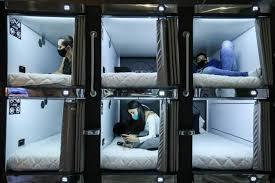Hotel en cápsulas, alternativa de emprendedores en Colombia