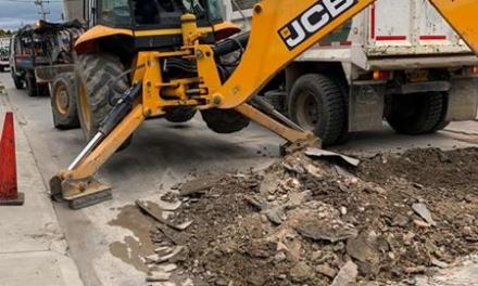 Para esta semana la Secretaría de Obras Públicas ha programado la ejecución de estas intervenciones: