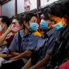 Las personas en la capital de China ya no tienen que usar tapabocas