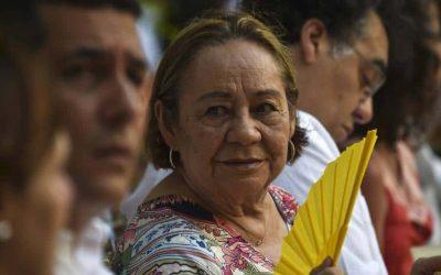 Murió Mercedes Barcha, la esposa de Gabo