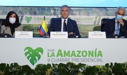 Colombia y Perú: plan binacional contra la pandemia de la COVID-19