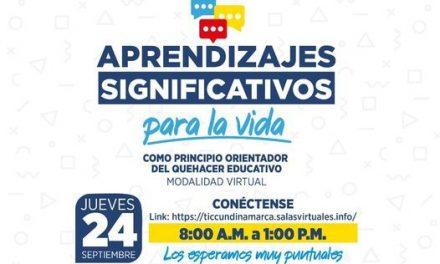 Foro Educativo de Cundinamarca 2020