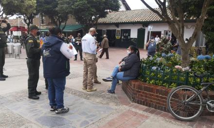 Continúan los controles a extranjeros en el Municipio.