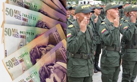 Ingreso Solidario beneficiará a cerca de 43 mil soldados y auxiliares de Policía