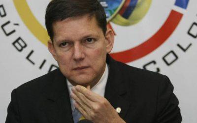 Wilson Ruiz, nuevo Ministro de Justicia