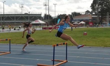 Alejandra Sotomonte, se suma a la preselección Colombia de atletismo