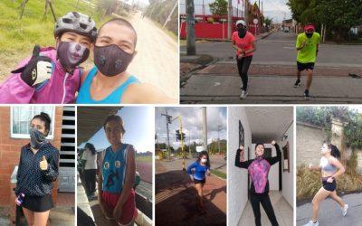 Atletas de Chía entre los 10 mejores de la Carrera 26 Virtual