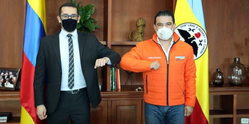 Cesar Mauricio López es el nuevo secretario de Educación de Cundinamarca