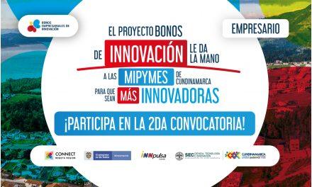 """II convocatoria a """"Bonos empresariales de innovación"""""""