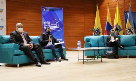 Comunidad participativa en el tema de la 'Región Metropolitana Bogotá- Cundinamarca'