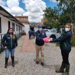 Encuentran una Zarigüeya en Chía