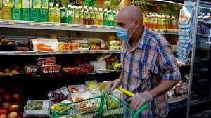 Alta posibilidad que en los productos de supermercado tengan COVID-19