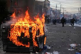 Manifestaciones dejan siete muertos y violentos enfrentamientos por la muerte de Javier Ordóñez