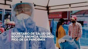 El segundo pico de la pandemia en Bogotá será en noviembre