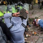 Continúan protestas en Bogotá, estos son los lugares críticos