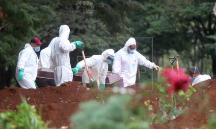 América Latina habrá acumulado 495.000 muertes por COVID-19 en diciembre