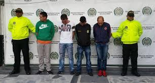Desarticulada y Capturada banda dedicada al microtráfico en Guasca
