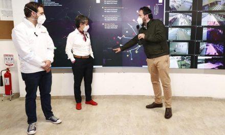 Alcaldesa Claudia López invitó a los ciudadanos a regresar temprano a casa
