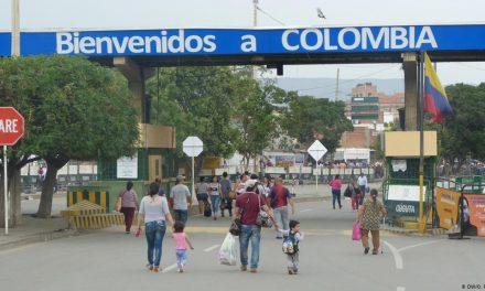 Fronteras colombianas seguirán cerradas hasta noviembre