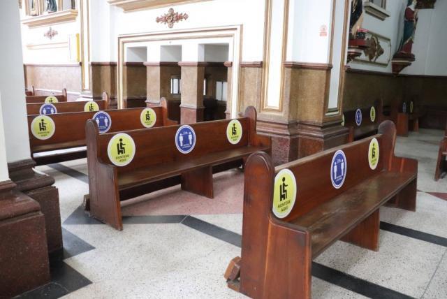 Cundinamarca se prepara para reapertura de iglesias y templos