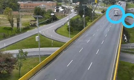 En libertad conductor que atropelló a ciclista en CHÍA