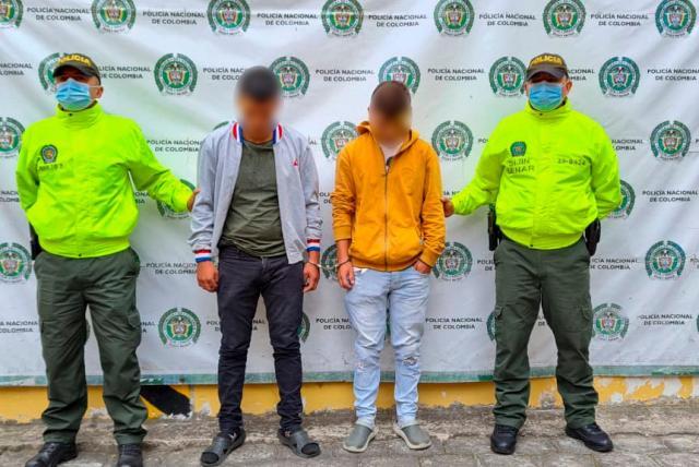 Capturados dos presuntos responsables de homicidio de ocho jóvenes en Samaniego, Nariño