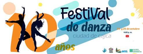 Festival de Danzas de Cajicá el 24 y 25 de octubre