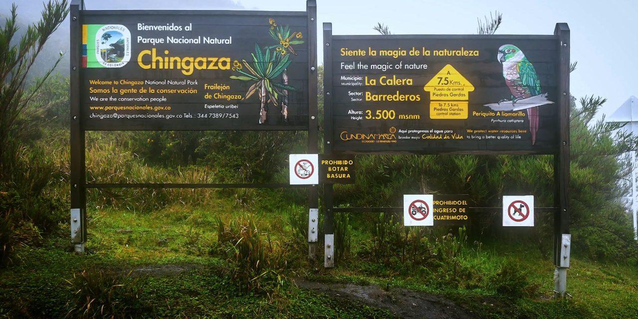 Parque Nacional Natural Chingaza abre sus puertas para el ecoturismo