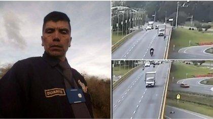Por homicidio culposo a conductor que atropelló a ciclista en Chía, la Fiscalía imputará cargos