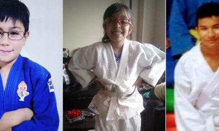 Chía participa con 3 judocas en Campamento Nacional Virtual
