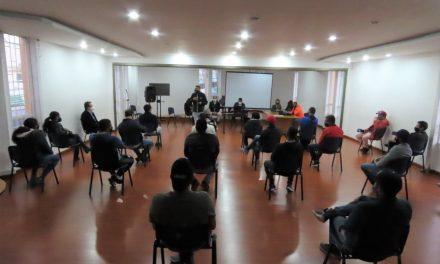 Pilotaje para reactivación del fútbol aficionado en Chía