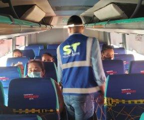 En la semana de receso escolar se movilizaron 403.473 pasajeros desde las terminales de transporte