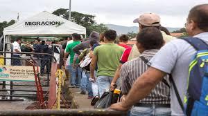 Venezolanos en Colombia es de un millón 731 mil, el 44% en situación irregular: Migración Colombia