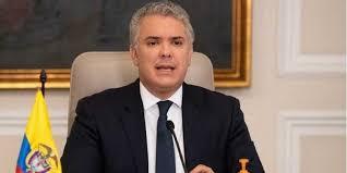 Llamado a los colombianos a 'ponerse la camiseta' y reactivar la economía del país del presidente Duque