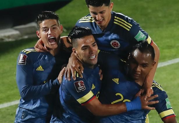 El 13 de noviembre Colombia contra Uruguay en Barranquilla
