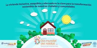 Cundinamarca se une a la celebración del Día Mundial del Hábitat