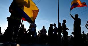 Paro nacional este 21 de octubre, protestas en varias ciudades