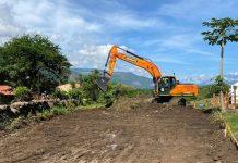 Avanza en construcción de variante de San Gil en Santander